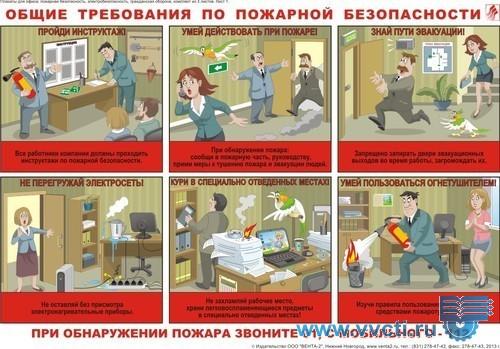 скачать инструкцию по пожарной безопасности в пансионате